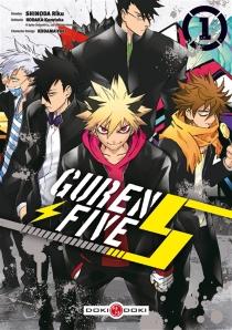 Guren Five - KazutakaKodaka