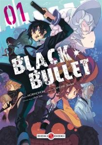 Black bullet - ShidenKanzaki