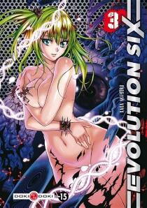Evolution six - MitsuruKaga