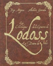 Les chroniques de la guerre de Lodoss : la dame de Falis - RyoMizuno