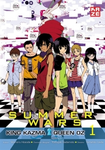Summer wars : King Kazma vs Queen Oz - Mamoru Hosoda