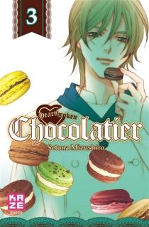 Heartbroken chocolatier - SetonaMizushiro