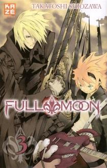 Full moon - TakatoshiShiozawa