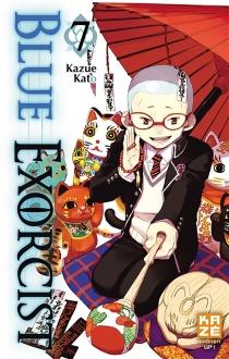 Blue exorcist - KazueKato