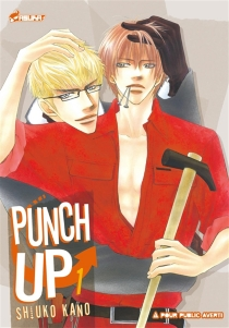 Punch up - Kano Shiuko