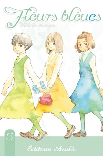 Fleurs bleues - TakakoShimura