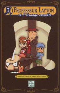 Professeur Layton et l'étrange enquête - NaokiSakura