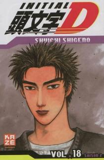 Initial D : saison 2 - ShûichiShigeno