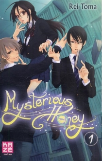 Mysterious honey - Rei Toma