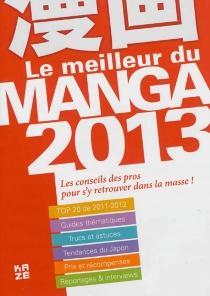 Le meilleur du manga 2013 -