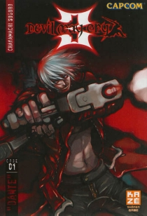 Devil may cry - Suguro Chayamachi