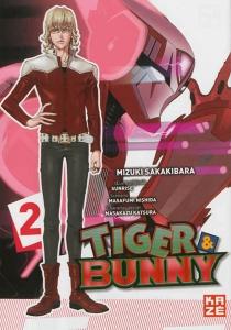 Tiger et Bunny - MasafumiNishida