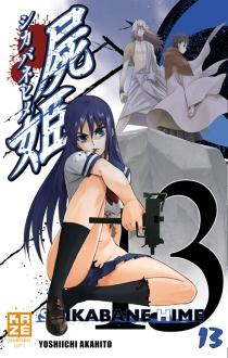 Shikabane Hime - YoshiichiAkahito