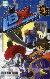 Little battlers experience - HideakiFujii