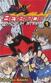 Beyblade shogun steel - TakafumiAdachi