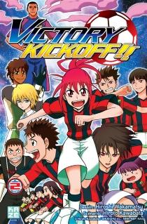 Victory kickoff !! - HirotoKawabata