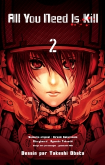 All you need is kill - Takeshi Obata