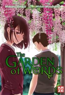 The garden of words - MidoriMotohashi