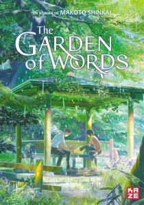 The garden of words - Makoto Shinkai