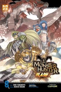Monster hunter flash - KeiichiHikami