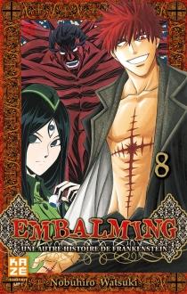 Embalming : une autre histoire de Frankenstein - NobuhiroWatsuki