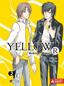 Yellow R - MakotoTateno
