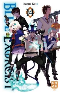 Blue exorcist | Volume 14 - KazueKato