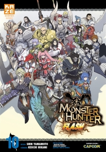 Monster hunter flash - Keiichi Hikami