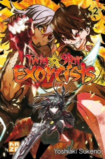 Twin star exorcists - Yoshiaki Sukeno