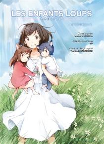 Les enfants loups Ame et Yuki : intégrale - YuHosoda
