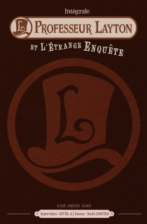 Professeur Layton et l'étrange enquête : intégrale - NaokiSakura