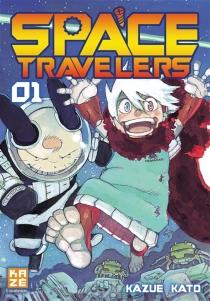 Space travelers - KazueKato
