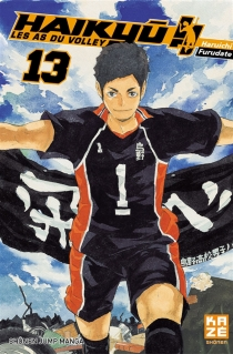 Haikyu !! : les as du volley - Haruichi Furudate