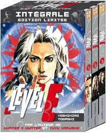 Level E : intégrale - YoshihiroTogashi