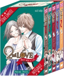 2nd love : once upon a lie : intégrale - Akimi Hata