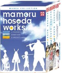 Mamoru Hosoda works| Mamoru Hosoda works -