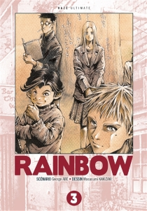 Rainbow : volume triple - George Abe