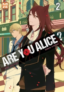 Are you Alice ? - Ikumi Katagiri
