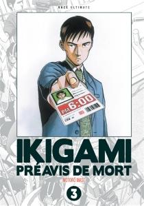 Ikigami, préavis de mort : ultimate - MotoroMase