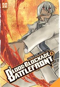 Blood blockade battlefront - YasuhiroNaito