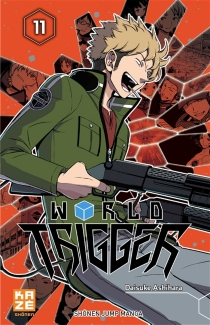 World trigger - DaisukeAshihara