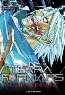 Terra formars - SatoshiKimura