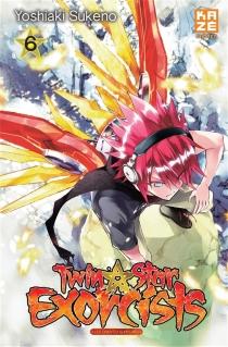Twin star exorcists - YoshiakiSukeno