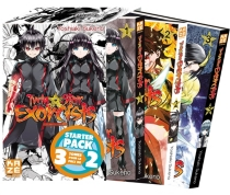 Twin star exorcists : tomes 1 à 3 - Yoshiaki Sukeno