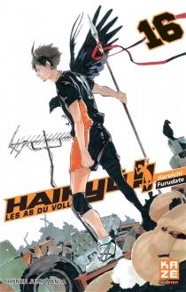 Haikyu !! : les as du volley - HaruichiFurudate