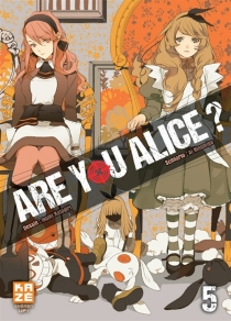 Are you Alice ?| Are you Alice ? - Ikumi Katagiri