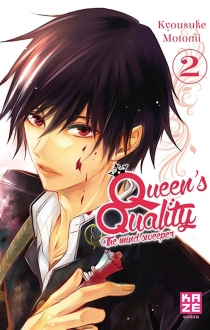 Queen's quality : the mind sweeper - Kyousuke Motomi