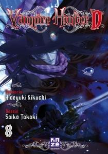 Vampire hunter D - HideyukiKikuchi