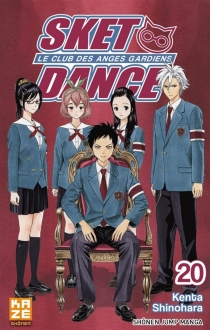 Sket Dance : le club des anges gardiens - KentaShinohara