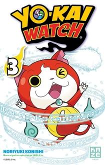 Yo-kai watch - NoriyukiKonishi